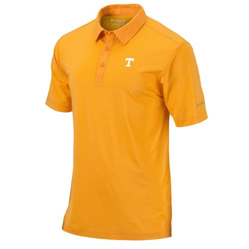 Columbia Sportswear™ Men's University of Tennessee Sunday Golf Polo Shirt
