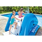 INTEX Kool Splash Inflatable Water Slide Play Center with Sprayer - view number 3