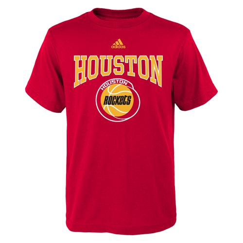 NBA Boys' Houston Rockets Retro Logo T-shirt