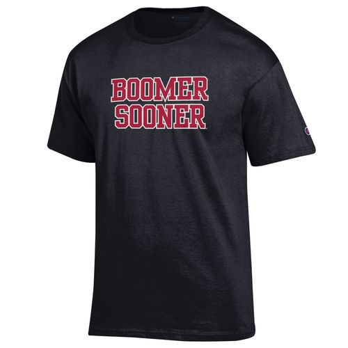 Champion™ Men's University of Oklahoma Boomer Sooner T-shirt