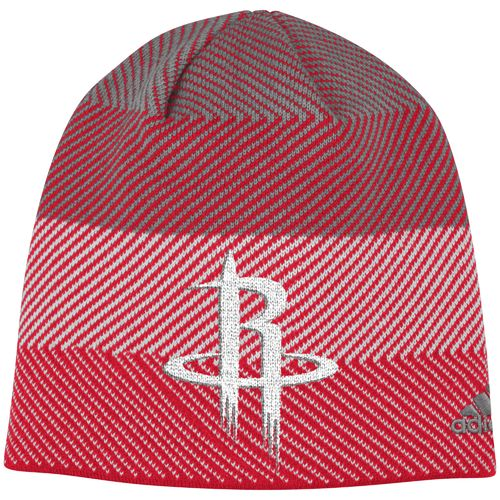 adidas™ Men's Houston Rockets Cuffless Logo Beanie