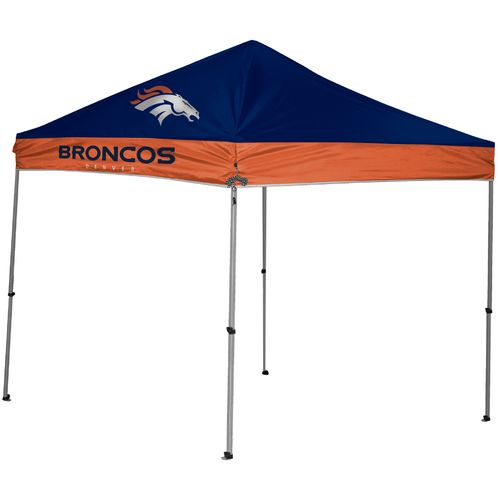 Coleman® Denver Broncos 9' x 9' Straight-Leg Canopy - view number 1