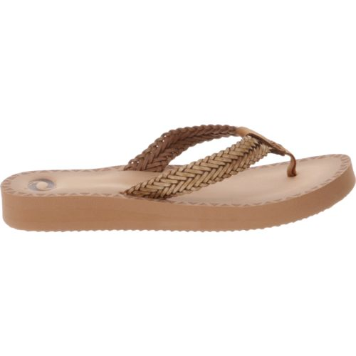 Display product reviews for O'Rageous Women's Fishtail Braid Sandals