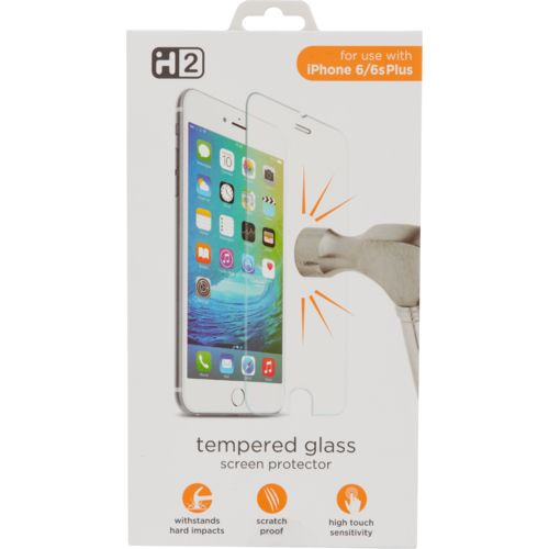 iHome Tempered-Glass Screen Protector for iPhone® 6 Plus/6s Plus