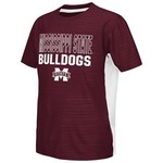 Colosseum Athletics™ Youth Mississippi State University In the Vault Cut and Sew T-shirt - view number 1