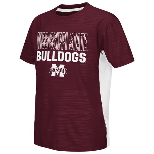 Colosseum Athletics™ Youth Mississippi State University In the Vault Cut and Sew T-shirt
