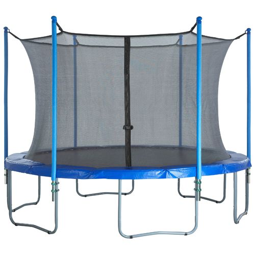 Upper Bounce® 6-Pole Trampoline Enclosure Set for 8' Round Frames with 3 or 6 W-Shape Legs - view number 5