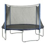 Upper Bounce 4-Pole Trampoline Enclosure Set for Select 12 ft Round Frames with W-Shape Legs - view number 6