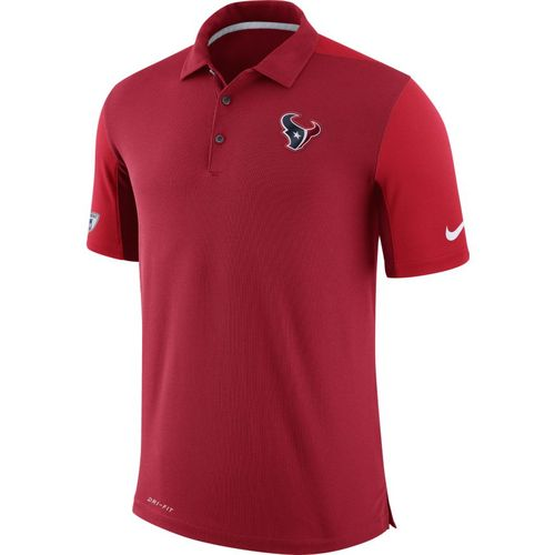 Nike Men's Houston Texans Team Issue '17 Polo Shirt - view number 1