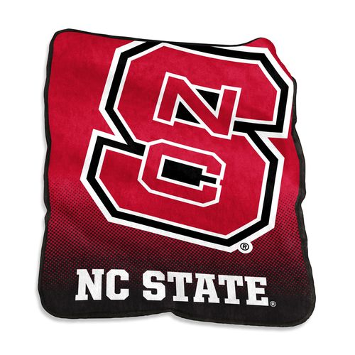 Logo™ North Carolina State University 50' x 60' Raschel Throw