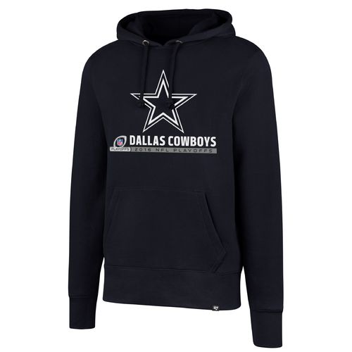 '47 Men's Dallas Cowboys 2016 NFL Playoffs Headline Pullover Hoodie