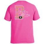 Image One Women's Baylor University Ikat Letter Script T-shirt - view number 1