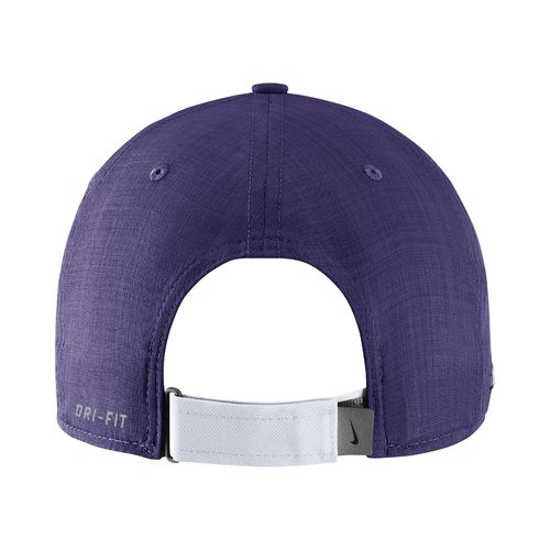 Nike™ Men's Kansas State University AeroBill Sideline Coaches Cap - view number 2