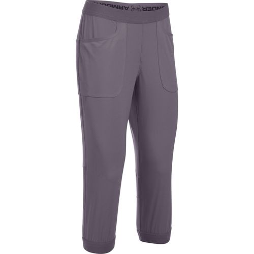 Under Armour Women's ArmourVent Fishing Capri Pant