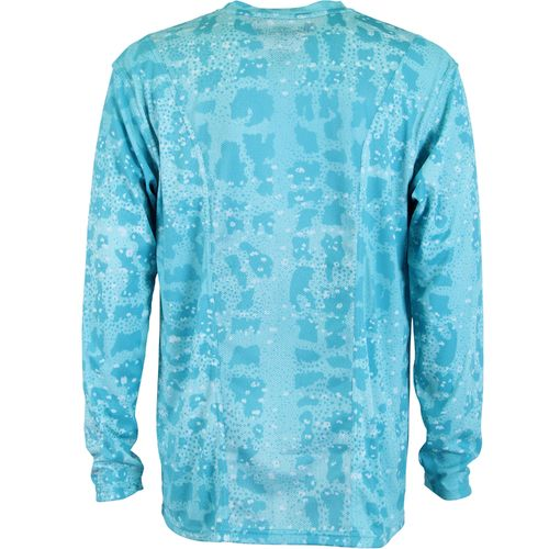 AFTCO Bluewater Men's Bushido Fishing Performance Long Sleeve T-shirt - view number 2