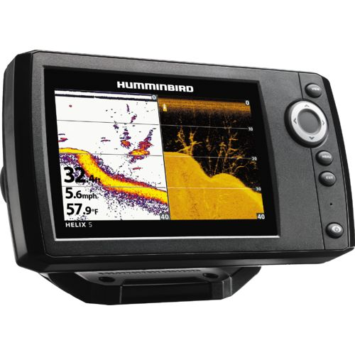 humminbird helix 5 di g2 fishfinder | academy, Fish Finder