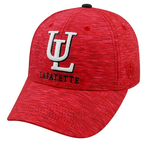 Top of the World Men's University of Louisiana at Lafayette Warpspeed Cap
