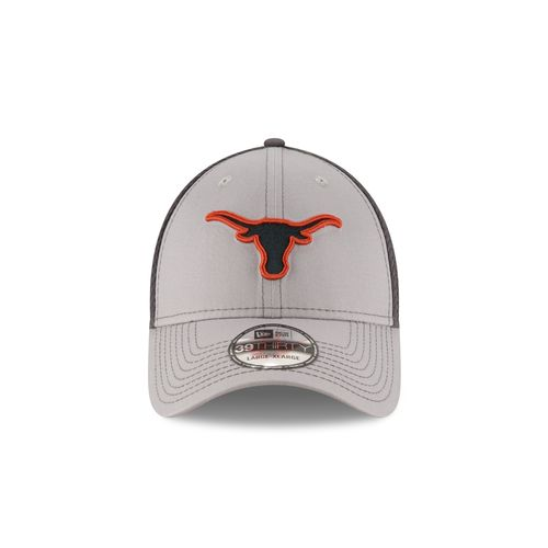 New Era Men's University of Texas Grayed Out Neo 2 Cap - view number 4