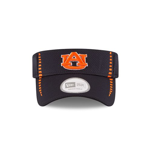 New Era Men's Auburn University Speed Visor - view number 6