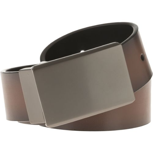 Magellan Outdoors Men's Matte at Me Reversible Leather Belt