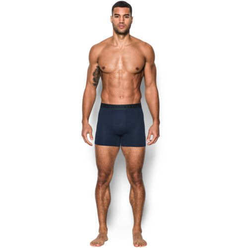 Under Armour Men's Iso-Chill Mesh 6 in Boxerjock Boxers 2-Pack - view number 3