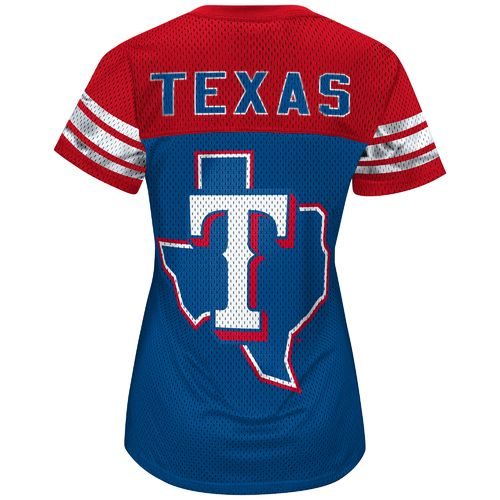 G-III for Her Women's Texas Rangers All American T-shirt