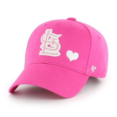 '47 St. Louis Cardinals Girls' Sugar Sweet MVP Cap