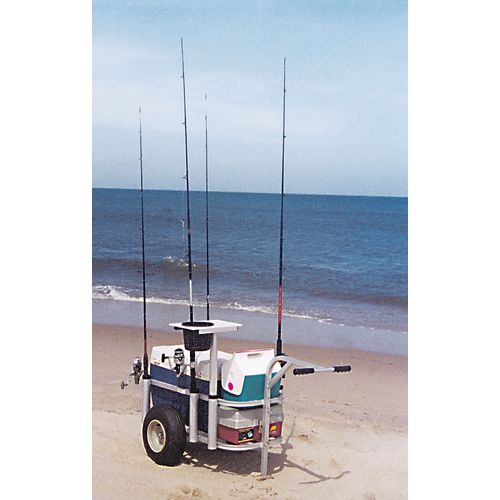 Display product reviews for Angler's Fish-n-Mate Jr. Fishing Cart