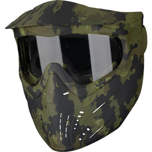 JT Sports Adults' Premise Camo Paintball Goggle System