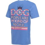 Love & Pineapples Women's Dog People Short Sleeve T-shirt - view number 2
