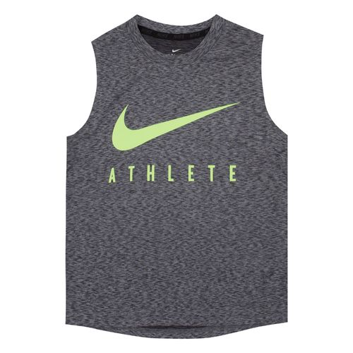 Nike Boys' Dri-FIT Athlete Muscle Tank Top