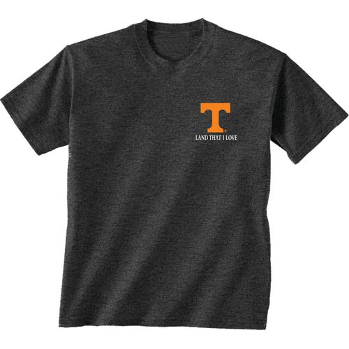 New World Graphics Men's University of Tennessee Flag Glory T-shirt - view number 2
