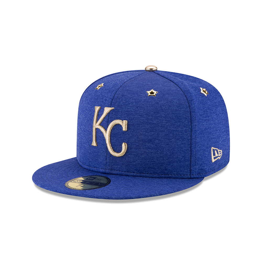 New Era Men's Kansas City Royals All-Star Game '17 Patch 59FIFTY Cap