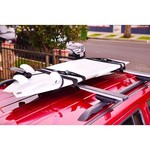 Allen Sports Locking Aluminum Roof Bars - view number 2