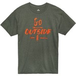 POINT Sportswear Outdoor Enthusiast Men's Go Outside Short Sleeve T-shirt - view number 4