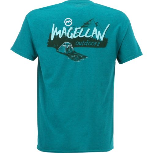 Display product reviews for Magellan Outdoors Men's Out in the Woods T-shirt