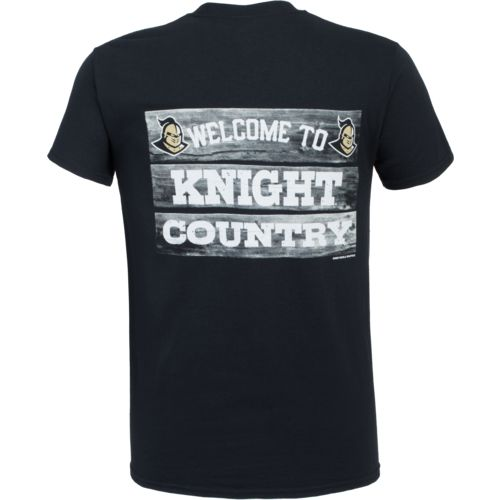 New World Graphics Men's University of Central Florida Welcome Sign T-shirt