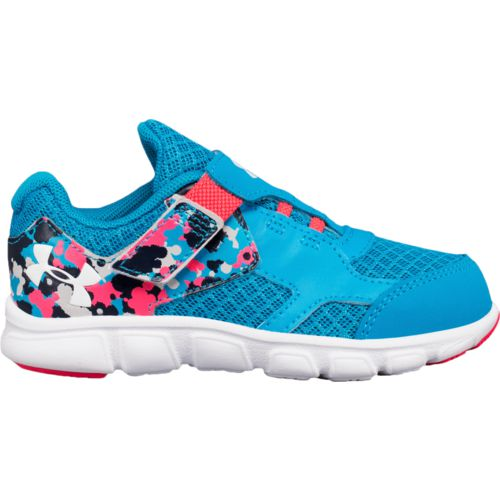 Display product reviews for Under Armour Toddlers' Thrill Running Shoes