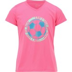 BCG Girls' Turbo Can't Stop Me Now Graphic Short Sleeve T-shirt - view number 1