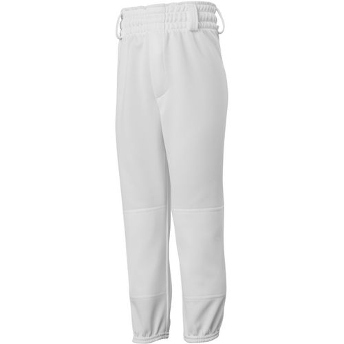 Mizuno Boys' MVP Baseball Pull-Up Game Pant
