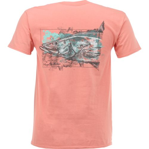 Magellan Outdoors Men's Water Drawn Snook T-shirt