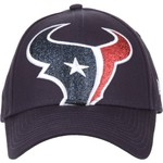 New Era Women's Houston Texans Glitter Glam 9FORTY Cap - view number 1