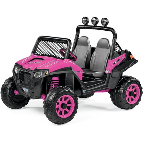 Peg Perego Girls' Polaris RZR 900 12 v Ride-On Vehicle - view number 2