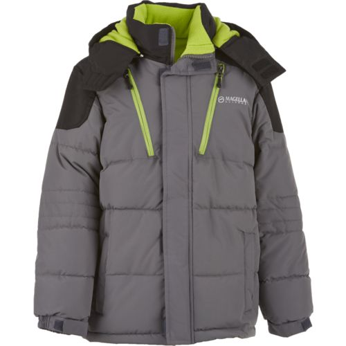 Display product reviews for Magellan Outdoors Boys' Puffer Jacket