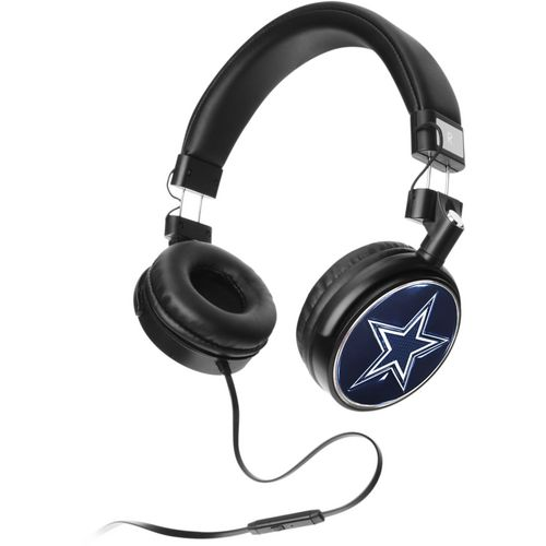 Mizco Dallas Cowboys Over-The-Ear Headphones