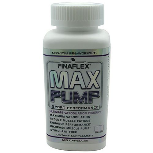 FINAFLEX Max Pump Vasodilation Capsules - view number 1