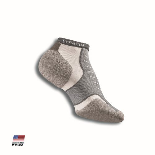 Thorlos Adults' Xccu Experia Multi-Activity Mini Crew Socks (Grey, Size X Large) - Athletic Socks Shoes at Academy Sports