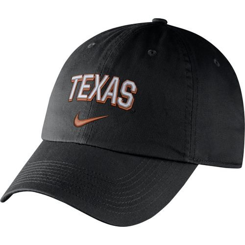 Nike Men's University of Texas Heritage86 Wordmark Cap