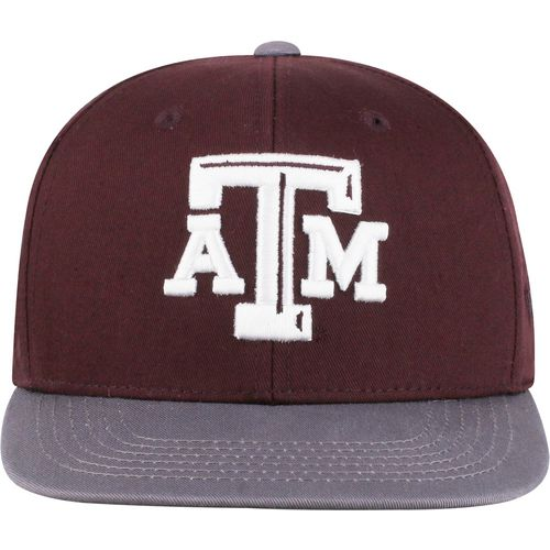 Top of the World Kids' Texas A&M University 2-Tone Maverick Cap