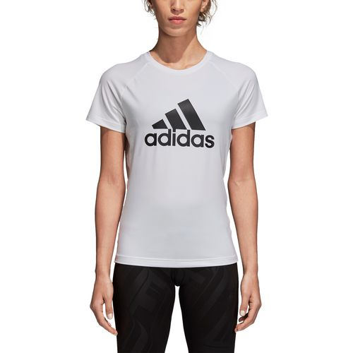 adidas Women's Design 2 Move Logo T-shirt - view number 2